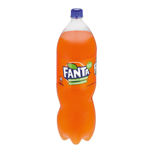 Fanta Orange Plastic Bottle 2l