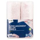 PnP Roller Towel Pink 2s