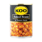 Koo Baked Beans in Tomato Sauce 410g x 12
