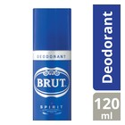 Brut Spirit Body Spray Deodorant 120ml