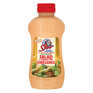 Spur Steak Ranch Squeeze Salad Dressing 500ml