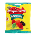 Maynards Sweets Soft Fruity Gums 125g