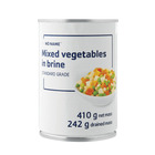 PnP No Name Mixed Vegetables in Brine 410g