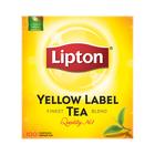 Lipton Tagged Tea Bags Black 100s