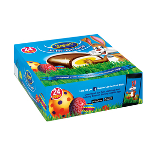 Beacon Marshmallow Eggs 24s