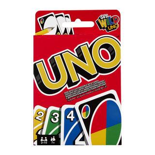 Mattel Uno Cards