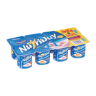 Danone Nutriday Smooth Yoghurt Mix Pack 8x100g