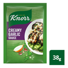 Knorr Instant Sauce Creamy Garlic 43g