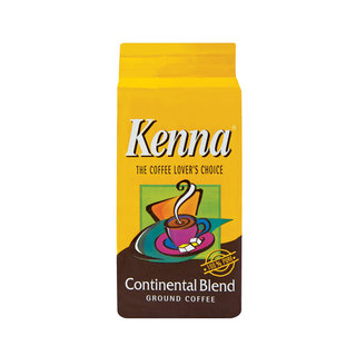 Kenna Continental Blend Coffee 500g