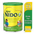 Nestle Nido 3+ Pre-School Milk Honey 900g