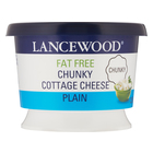 Lancewood Fat Free Chunky Co Ttage Cheese 250g