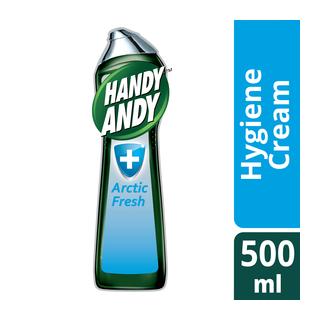 Handy Andy Ultra Hygiene Arctic Fresh Cream Bleach 500ml