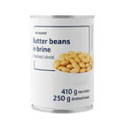 PnP No Name Butter Beans in Brine 410g
