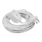 PnP 10a Extention Cord 5m+2.5m Free