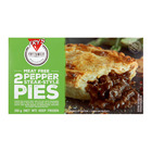 Fry's Pepper Steak-Style Vegetarian Pies 2s