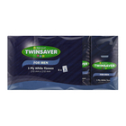 TWINSAVER FACIAL TISSUES 3PLY PO/PK MEN x 8
