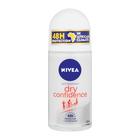 Nivea Dry Confidence Deodorant Roll On 50ml