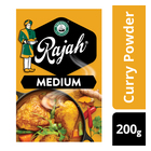 Rajah Curry Powder Medium 200g