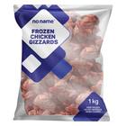No Name Frozen Chicken Gizzards 1kg