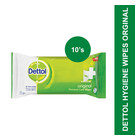 Dettol Original Personal Care Wipes 10s