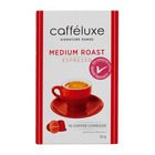 Caffeluxe Medium Roast Espresso Coffee Capsules 10s