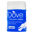 Dove Cotton Wool Rounds 30
