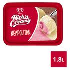 Ola Neopolitan Ice Cream 1.8l
