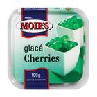 Moir's Green Glazed Cherries 100g