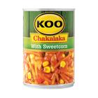 Koo Chakalaka With Sweetcorn 410g