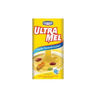 Danone Ultra Mel Custard Vanilla 500 Ml
