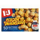 I&J Golden Smackeroos 800g