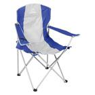 Blue Mountain Casual Chair Blue Grey