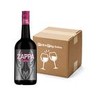 Zappa Black Sambucca 750ml x 6