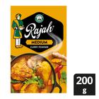 Rajah Curry Powder Medium 200g