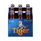Tiger Asian Lager 330ml x 6