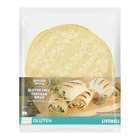 PnP Live Well Gluten Free Tortilla Wrap 4s