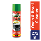 Cobra Zeb High Speen Oven Cleaner 275ml