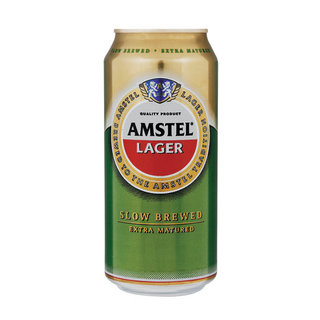 Amstel Lager Can 440 ml x 24
