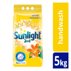 Sunlight Hand Washing Powder 2In1 Regular 5kg