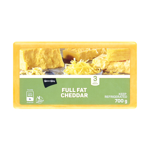 PnP Cheddar Cheese 700g