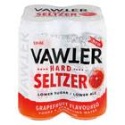 Vawter Hard Seltzer Grapefruit Can 440ml x 4
