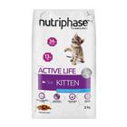 Nutriphase Ocean Fish Kitten Flavoured Food 2kg