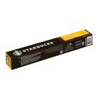 Starbucks Blonde Espresso Roast by Nespresso Blonde Roast Coffee Capsules 10s