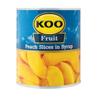 Koo Choice Grade Peach Slices 825g