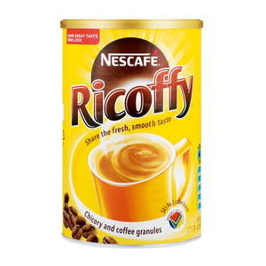 Nescafe Ricoffy Instant Coffee Tin 750g