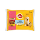 Pedigree Dog Food Chicken & Beef With Rice 4ea