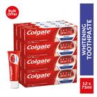 Colgate Optic White Toothpaste 75ml x 12
