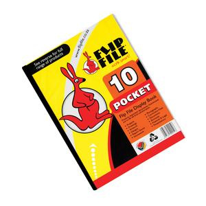 Flip File 10 Pocket