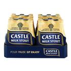 Castle Milk Stout 340ml x 24