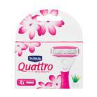 Schick Quattro for Women Blades 4s